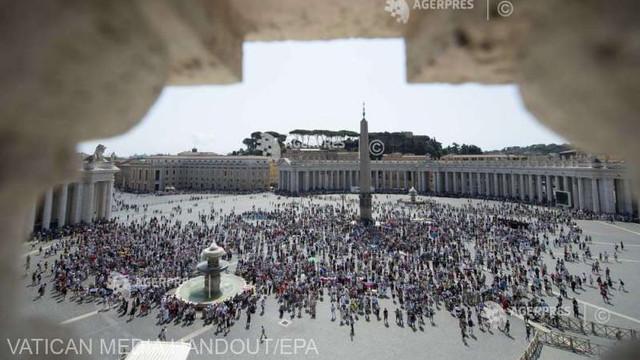 Vatican   Certificat sanitar obligatoriu pentru lucrători și vizitatori, nu și pentru credincioșii care participă la slujbe
