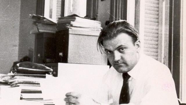 """Savantul lingvist Eugeniu Coșeriu va fi omagiat la Muzeul Național de Literatură """"Mihail Kogălniceanu"""""""