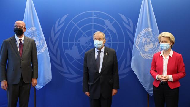 Președinta Comisiei Europene le-a cerut liderilor lumii să-și sporească cu cel puțin 100 mld. de dolari contribuțiile pentru tranziția climatică