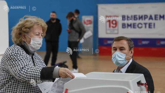 Rusia   Posibilă renumărare a voturilor electronice la Moscova în alegerile pentru Duma de Stat, în urma unor suspiciuni de fraudă