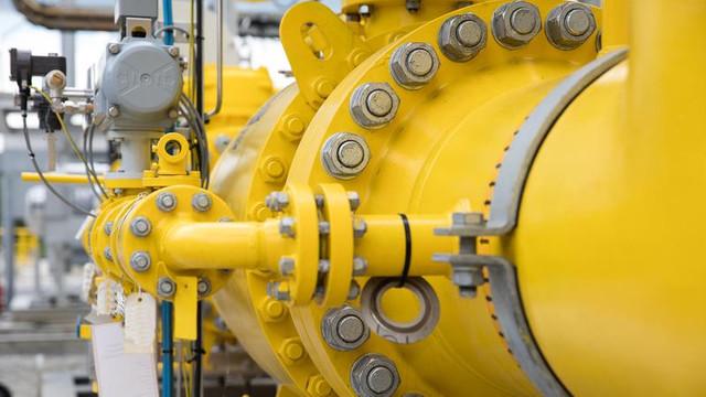 Stocurile de gaze ale Europei se află la cel mai redus nivel din ultimii 10 ani