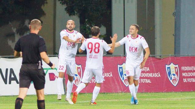 Milsami a revenit pe primul loc în Divizia Națională