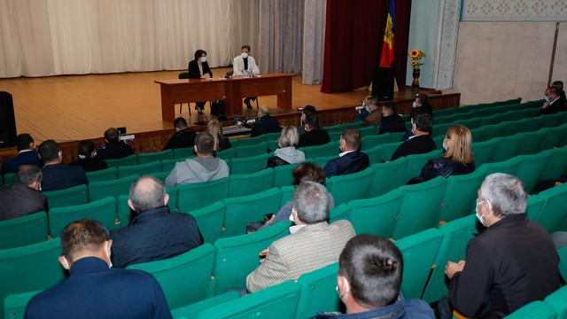 Fermierii și agenții economici care au terenuri agricole amplasate după traseul Râbnița-Tiraspol vor beneficia de coridor verde prin posturile vamale interne