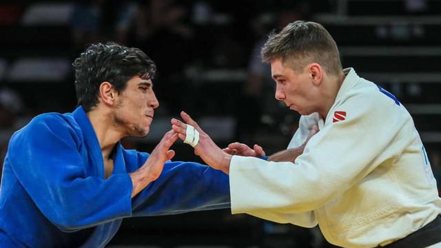VIDEO   Judocanul Denis Vieru a cucerit medalia de aur la turneul Zagreb Grand Prix 2021