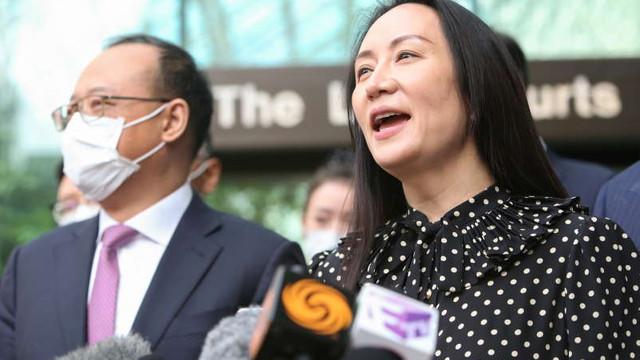Canada   Directoarea financiară a Huawei, Meng Wanzhou, a fost eliberată