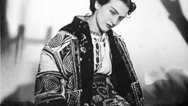 PORTRET: Maria Tănase – un fenomen unic în muzica românească. Debutul la radio și dragostea pentru Brâncuși – repere ale unei existențe fascinante