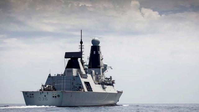 Rusia a inițiat acțiuni provocatoare asupra navelor ucrainene din Marea Neagră