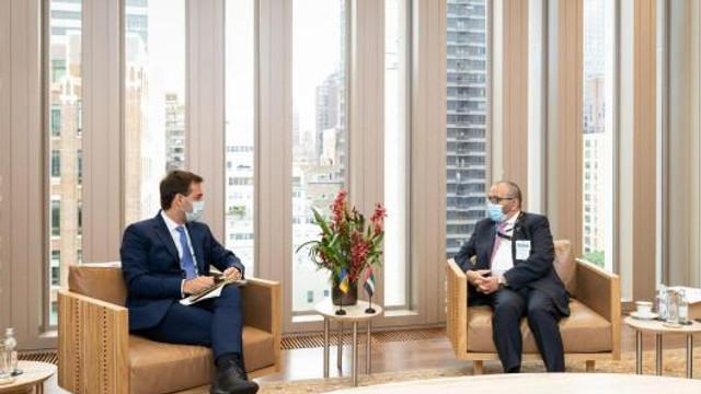 R.Moldova și Emiratele Arabe Unite vor intensifica relațiile comercial-economice