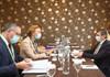 Igor Grosu, la întrevederea cu Secretarul general al CoE: Suntem determinați să implementăm reformele necesare pentru ca cetățenii noștri să trăiască bine la ei acasă