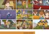 Seria poveștilor animate 2D continuă, cu sprijinul financiar al UE