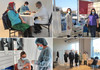 Mai multe puncte de vaccinare împotriva COVID-19 au fost deschise în centre comerciale