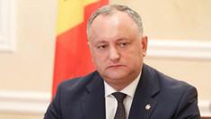 Igor Dodon renunță la mandatul de deputat