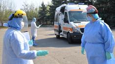 Număr record de decese asociate infecției cu COVID-19, înregistrat în ultimele 24 de ore în R. Moldova