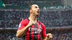 Fotbal | Ibrahimovic va juca din nou pentru AC Milan