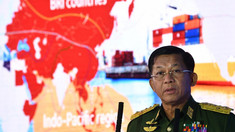 """Dictatorul militar din Myanmar a fost exclus de la summitul ASEAN: """"O decizie dificilă dar necesară pentru a ne menține credibilitatea"""""""