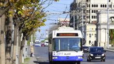 Traficul rutier, suspendat pe străzile din centrul Chișinăului