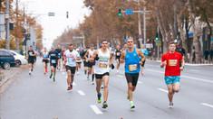 Peste două mii de persoane au participat Maratonul Internațional Chișinău