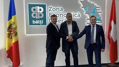 """O fabrică cu investiții elvețiene va fi construită în subzona Ștefan Vodă a ZEL """"Bălți"""""""