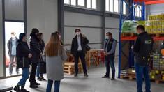 Ministrul Economiei a discutat cu reprezentanți ai instituțiilor europene despre mecanismul de recuperare a produselor alimentare