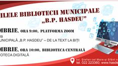 """La Chișinău au început Zilele Bibliotecii municipale """"B. P. Hasdeu"""""""