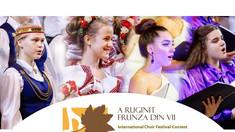 """La Chișinău s-a desfășurat festivalul """"A ruginit frunza din vii"""""""