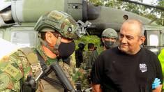 Liderul celei mai mari bande criminale din Columbia, Antonio Usuga - a fost arestat