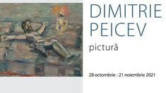 Muzeul Național de Artă al Moldovei va vernisa expoziția Dimitrie Peicev - pictură, Tamara Grecu - ceramică