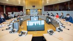 Intensificarea cooperării și comerțului RM-UE, discutată de prim-ministra Natalia Gavrilița și vicepreședintele Comisiei Europene, Valdis Dombrovskis