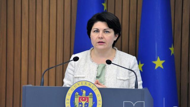 Natalia Gavrilița: Guvernul va proteja cetățenii în contextul problemelor de pe piața gazelor