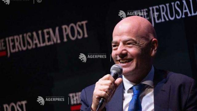 Discuții între FIFA și Israel pentru organizarea unei Cupe Mondiale în comun cu statele arabe