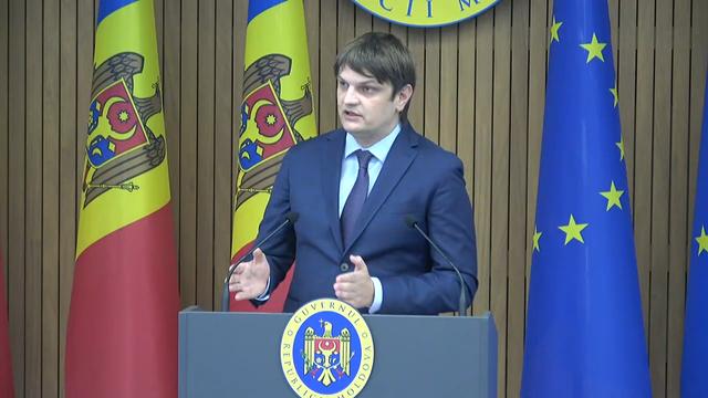 LIVE | Declarații de presă susținute de ministrul Andrei Spînu cu privire la situația aprovizionării cu gaze naturale a R. Moldova