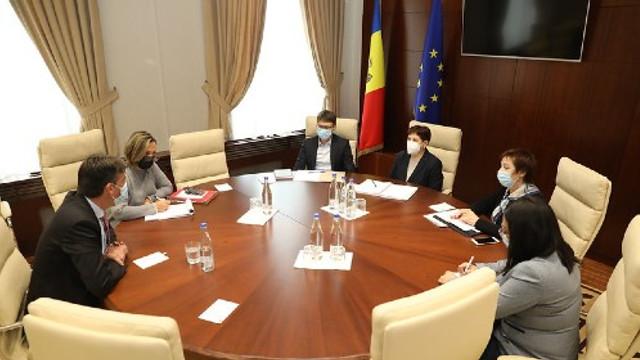 Parlamentul European va oferi asistență și expertiză tehnică Secretariatului Parlamentului Republicii Moldova