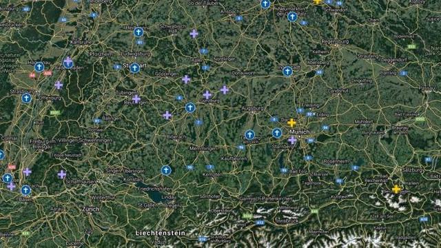 A fost realizată harta interactivă a cimitirelor din Europa Centrală unde își dorm somnul de veci soldați români