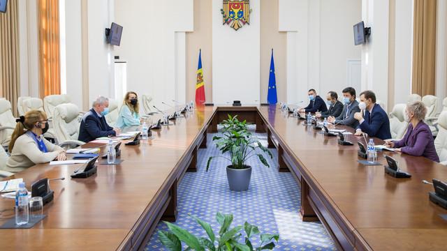 Întrevedere a vicepremierului Vlad Kulminski cu reprezentanții APCE