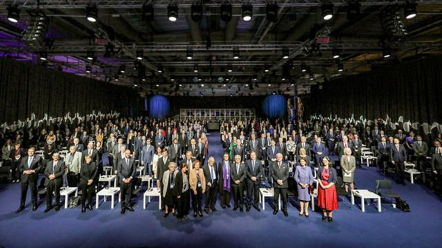 R. Moldova a participat la lucrările Forumului Internațional al Comemorării Holocaustului desfășurat în Suedia