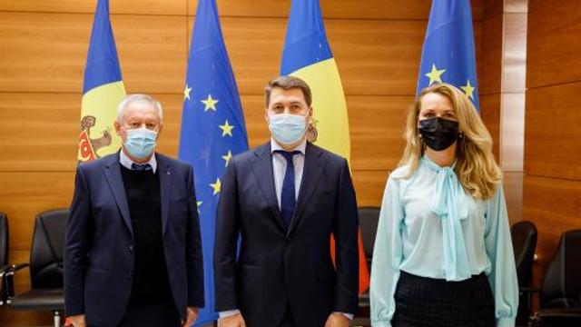 """Secretar de stat: """"Rămâne esențială expertiza Grupului de lucru ad-hoc al Consiliului Europei privind reforma justiției care vor efectua o nouă vizită la Chișinău"""""""